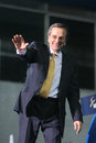 Antonis Samaras Greek Primeminister Stock Photography