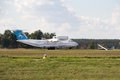 Antonov An-74 Photographie stock