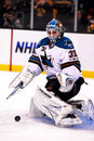 Antti Niemi San Jose Sharks Stock Photo