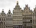 Antwerp, Belgium Royalty Free Stock Photo
