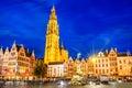 Antwerp, Belgium Royalty Free Stock Photo