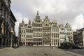 ANTWERP - FEBRUARY 2ND 2015 Antwerp, Grote Markt.