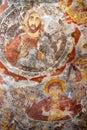 Antyczni religijni obrazy w chrystianizmu Obrazy Royalty Free