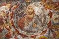 Antyczni religijni obrazy w chrystianizmu Zdjęcia Stock