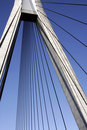 Anzac Bridge Stock Photography