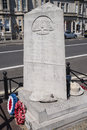 Anzac Gallipoli Memorial in Weymouth Royalty Free Stock Photo