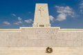 Anzac Memorial at Lone Pine, Gallipoli Royalty Free Stock Photo