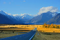 Aoraki-Mount Cook Stock Photography