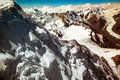 Aoraki Mount Cook National Park Royalty Free Stock Photo