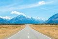 Aoraki Mount Cook National Park,NZ Royalty Free Stock Photo