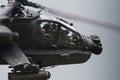 Apache Gunship Royalty Free Stock Photo