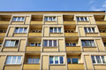 Apartment building Royalty Free Stock Photography