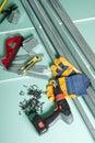 Apartment repair Royalty Free Stock Photo
