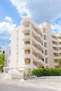 Apartments in algarve south of portugal Stock Photos