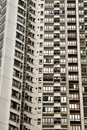 Apartments in Hong Kong Royalty Free Stock Image