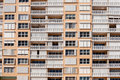 Apartments - pattern / background Royalty Free Stock Photos