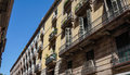 Apartments Spain Royalty Free Stock Photo