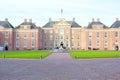 Apeldoorn netherlands november front of het loo palac palace in Stock Photos