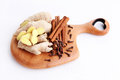 Aphrodisiac all you need to have fun herbs and spices Royalty Free Stock Photo