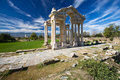 Aphrodisias, Tetrapylon Royalty Free Stock Photos