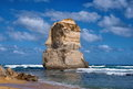 Apostles beautiful twelve in australia Royalty Free Stock Images