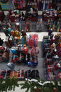 Apparel bazar bazaar held at a mall atrium in karanganyar central java indonesia Royalty Free Stock Image