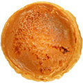 Appetising russian pancake Royalty Free Stock Photo