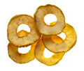 Apple-Chips Stockbild
