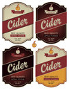 Apple cider Royalty Free Stock Photography