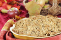 Apple Crisp Royalty Free Stock Photo