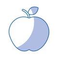 Apple fresh isolated icon