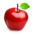 Apple fruit isolated Royalty Free Stock Photo