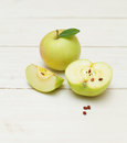 Apple fruit - organic food Royalty Free Stock Photography