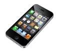Apple iphone 4S illustration