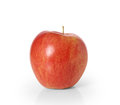Apple isolated on white background a Stock Photography