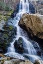 Apple Orchard Waterfalls Royalty Free Stock Photo