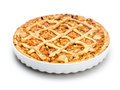 Apple pie Royalty Free Stock Photo