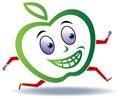 Apple run