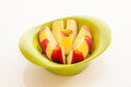 Apple Slicer Corer Royalty Free Stock Photography