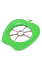 Apple slicer cutter isolated on white Royalty Free Stock Image