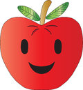 Apple smile