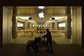 Apple Store Exterior Royalty Free Stock Photo