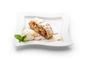 Apple Strudel Royalty Free Stock Images