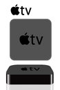 Apple TV network Stock Photos
