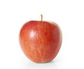 Apple on white background a Royalty Free Stock Photos