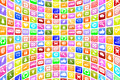 Application Apps App Icon Icons for mobile or smart phone backgr