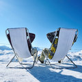Apres ski at mountains Royalty Free Stock Photo