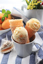 Apricot ice cream Royalty Free Stock Images