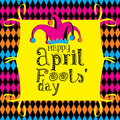 April Fools Day Royalty Free Stock Photo