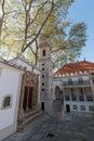 April 3rd, 2017, Coimbra, Portugal - Portugal dos Pequenitos park